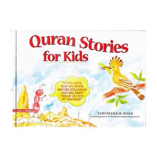 Quran Stories For Kids by Saniyasnain Khan