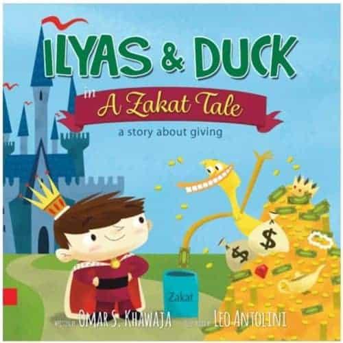 Ilyas & Duck in A Zakat Tale