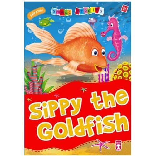 Sippy the Goldfish by Nalan Aktas Sonmez