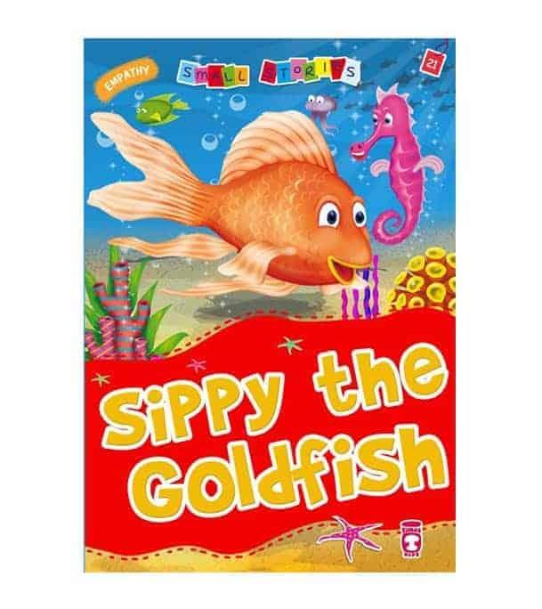Sippy the Goldfish by Nalan Aktas Sonmez