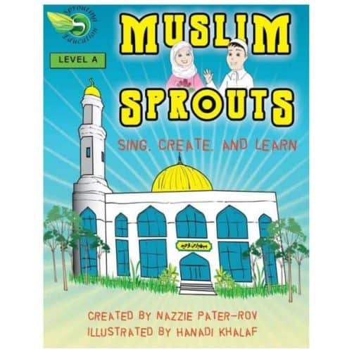 Muslim Sprouts vol A by Nazzie Pater-Rov