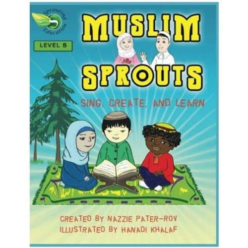 Muslim Sprouts By Nazzie Pater-Rov
