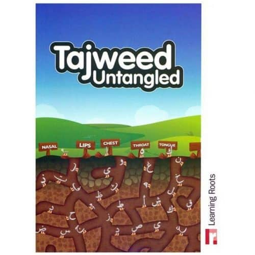 Tajweed Untangled By Learning Roots