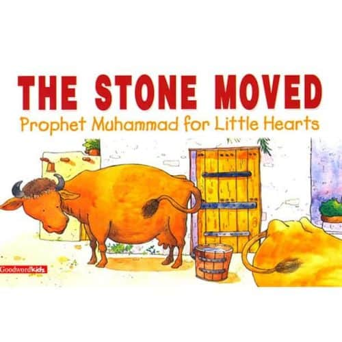 The Stone Moved by Saniyasnain Khan