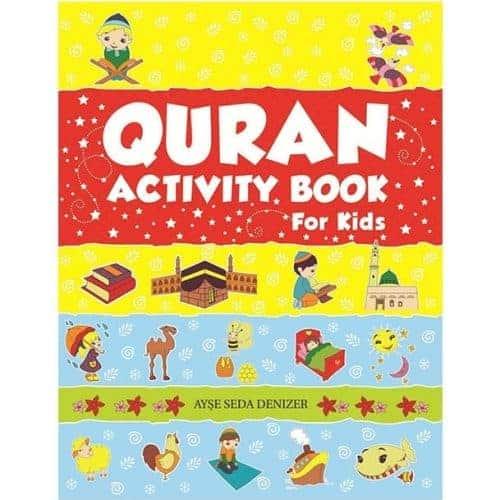 Quran Activity Book for Kids by Ayse Seda Denizer